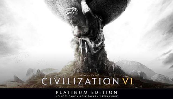 Sid Meier's Civilization VI: Platinum Edition (Steam) [Online Game Code] $23 LOWEST PRICE EVER