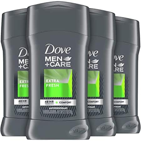 Dove Men+Care Antiperspirant Deodorant With 48-hour sweat and odor protection Extra Fresh $11.38