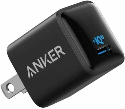 Anker 18W PowerPort III Nano USB C Wall Charger PIQ 3.0 Fast Charger for iPhone 11.99 $11.99