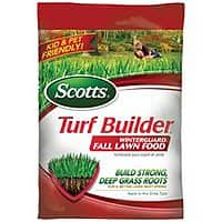 Walmart Deal: Scott's Turf Builder Winterguard - $12