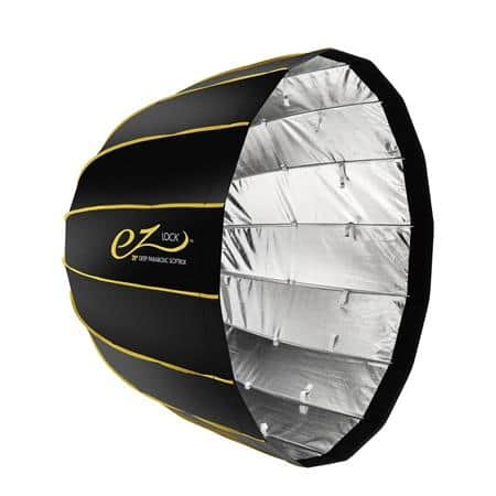 """Glow EZ Lock Deep Parabolic Quick Softbox: $54 for 28"""" or $80 for 48"""" with free shipping"""