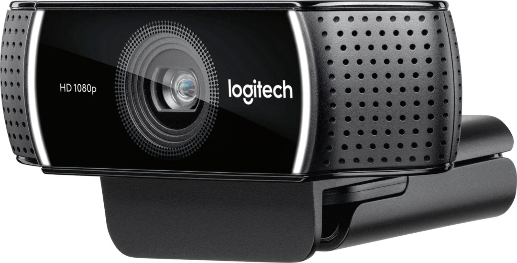 Logitech - C922 Pro Stream Webcam $99