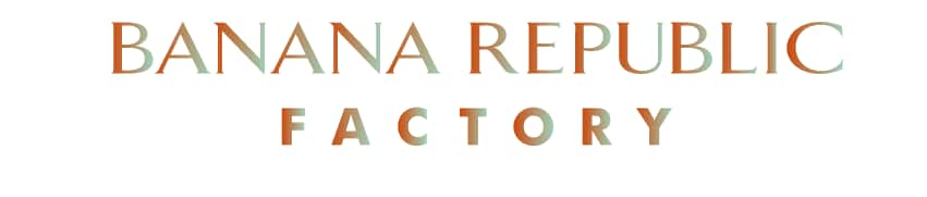 Banana Republic Factory: 50% Off Everything, Restriction Apply, Ends 11/18