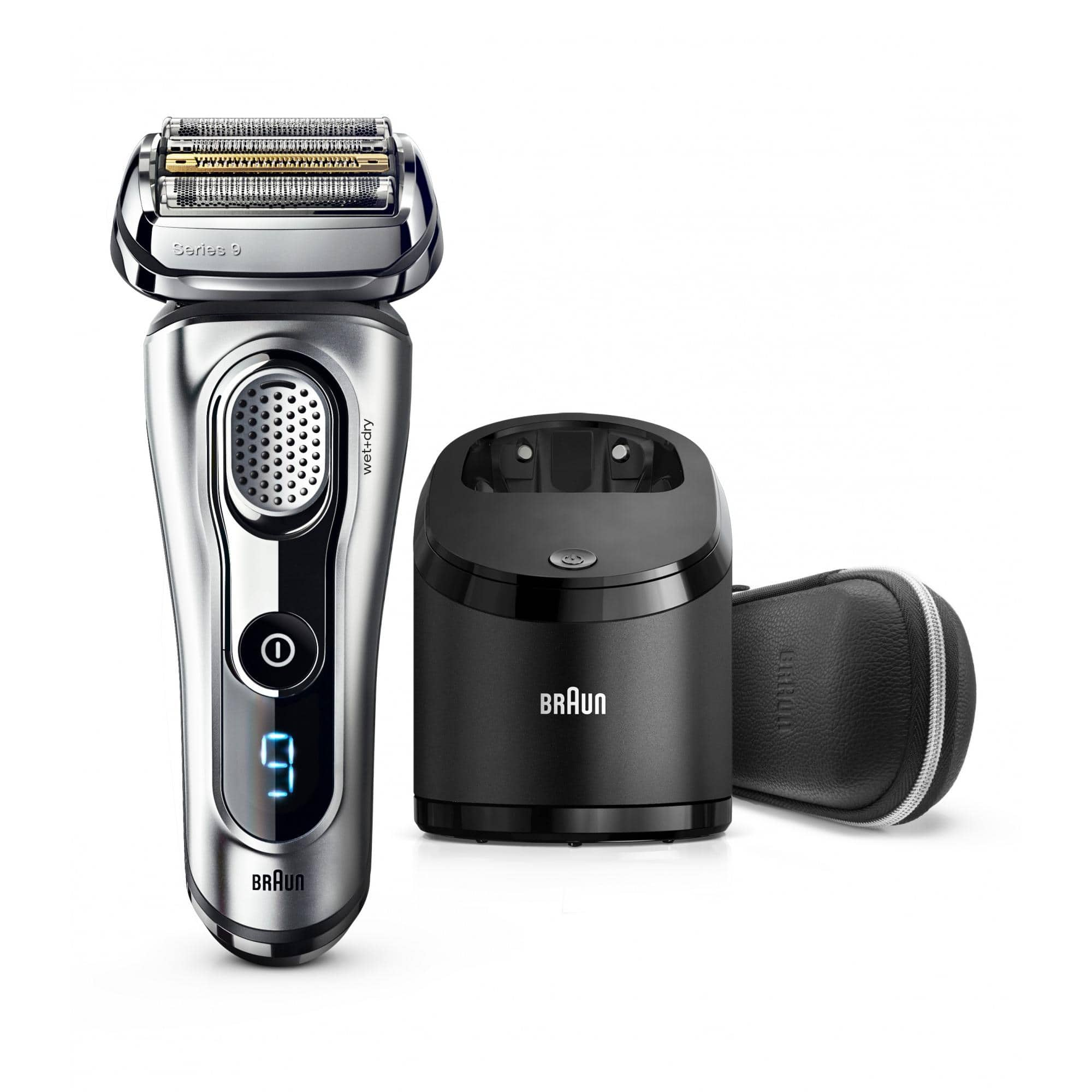Walmart: Braun Series 9 9290cc ($30 Coupon Eligible) Flash Sale + Free Delivery, until 12/10