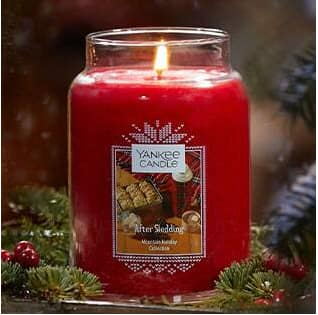 Yankee Candle: 40% Off Full-Priced Items, until 12/04