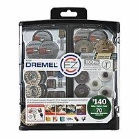Amazon Deal: Dremel 70-Count Steel Multi-Bit Kit $25 - Free Store Pickup