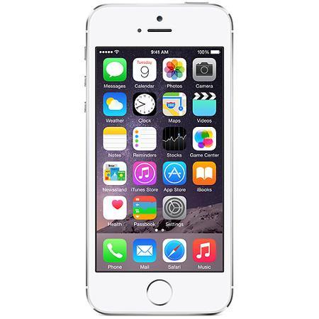 Straight Talk Apple iPhone 5S 16GB 4G LTE Prepaid Smartphone $199