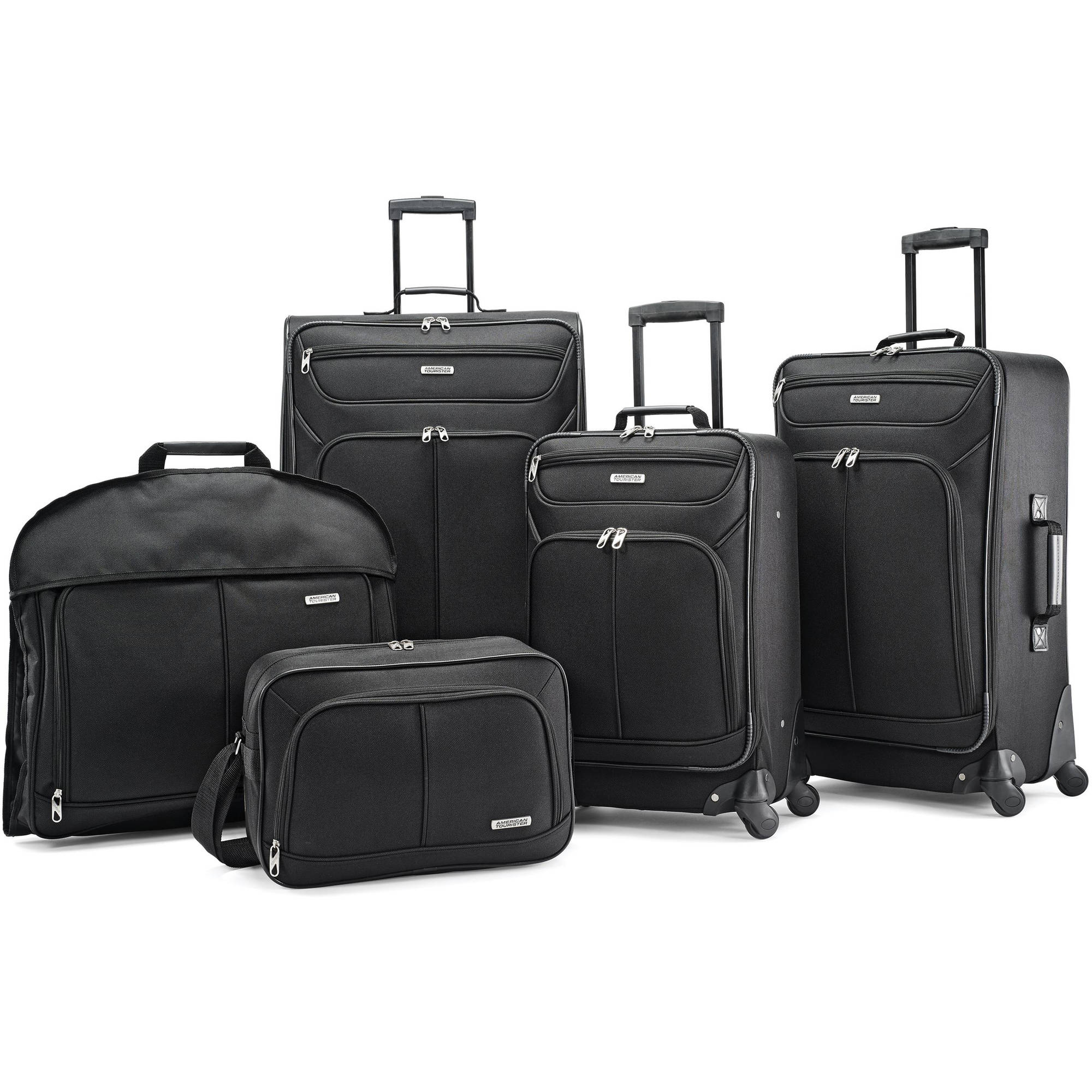 American Tourister - American Tourister 5 Piece Softside Luggage Set $104.99 + Free Shipping