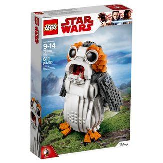 YMMV Lego Star Wars Porg 33.24 w/ Redcard 34.99 w/o @ Target $34.99 up to 50% off