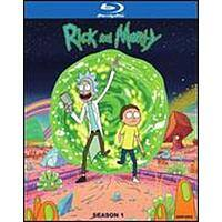 goHastings Deal: Rick and Morty: Season 1 (Blu-ray or DVD) on sale for $13.99 + $1.29 shipping = $15.28 (restock)