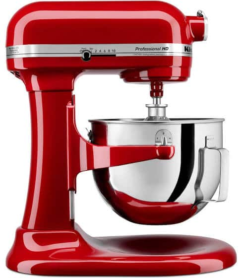 KitchenAid Professional HD Series 5-Quart Bowl Mixer - $229 $229.46