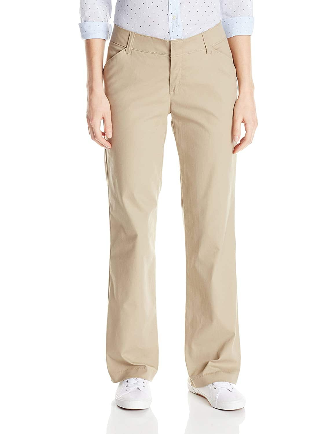 Dickies Women's Relaxed Straight Stretch Twill Pant @ Amazon $4.28.