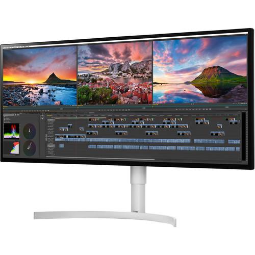 """LG 34WK95U-W 34"""" 21:9 UltraWide 5K Nano IPS Monitor $999"""