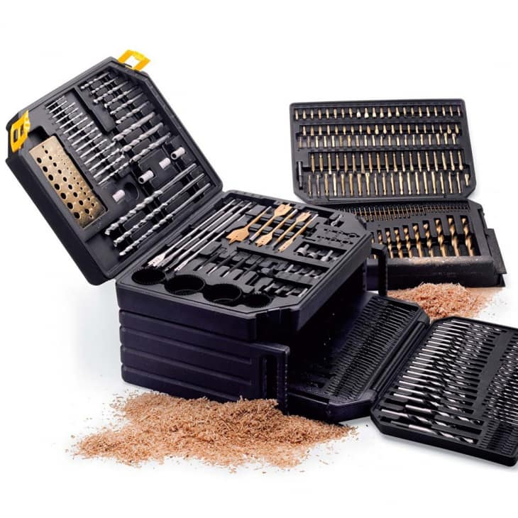333-Piece Garrett Wade Drill Bit and Driver Set - 50% off / $99