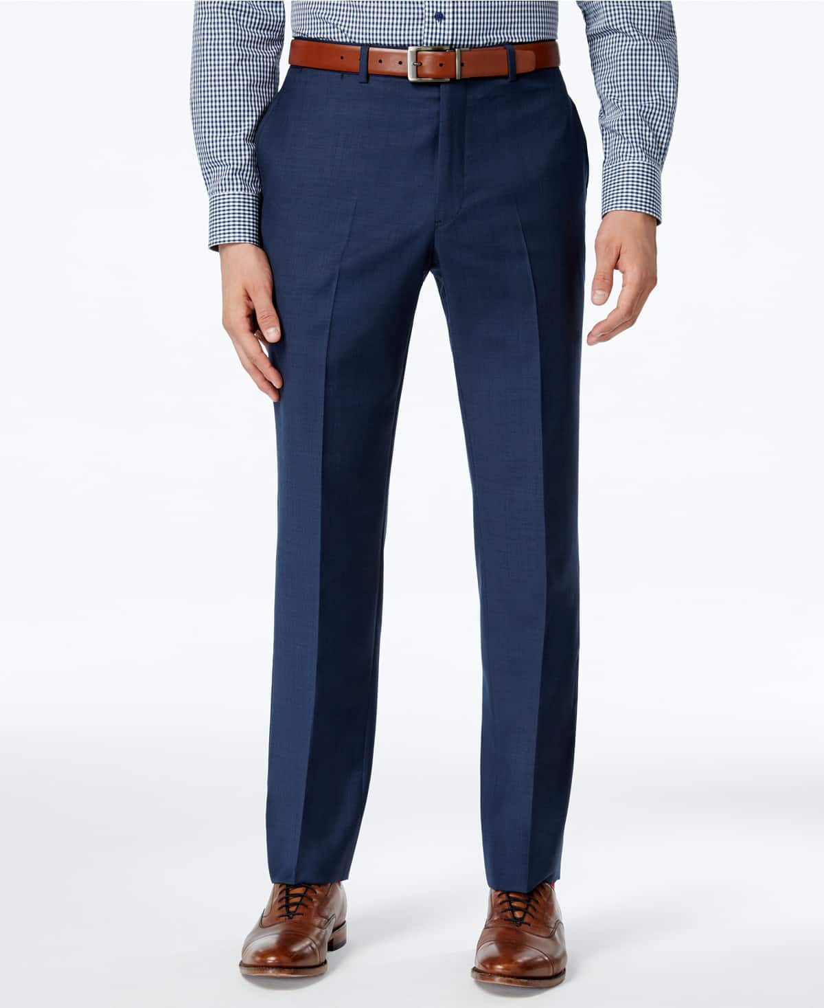 ef0a2cd8 Tommy Hilfiger Sharkskin Classic-Fit Pants (various colors ...