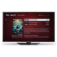 "Walmart Deal: TCL 55"" 55FS4610R 1080p Roku Smart LED TV WalMart B&M $498"