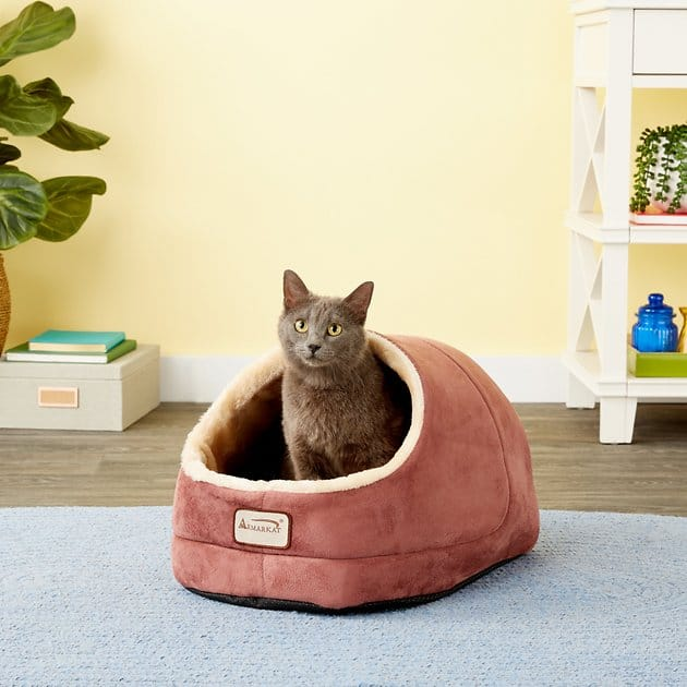 Armarkat Pet Bed Cave Shape (various colors) $14.24 + Free Shipping over $49