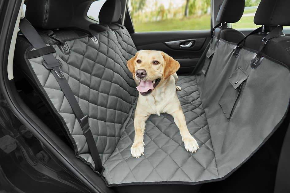 Frisco Quilted Water Resistant Hammock Car Seat Cover $41.21 + Free Shipping