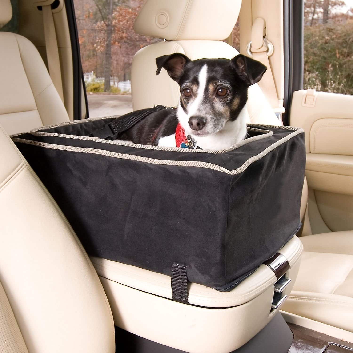 New Chewy Autoship Customers: Snoozer Luxury Microfiber Console Dog & Cat Car Seat (small) $44.51 + Free Shipping