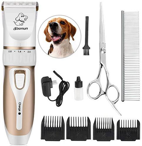`pet hair grooming clipper for dogs and cats $17.99
