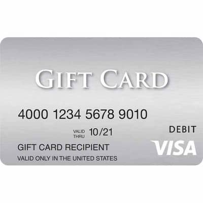Staples Weekly Ad: 5/6-5/12 No purchase fee when you buy a $200 Visa® Gift Card (In-Store Only)