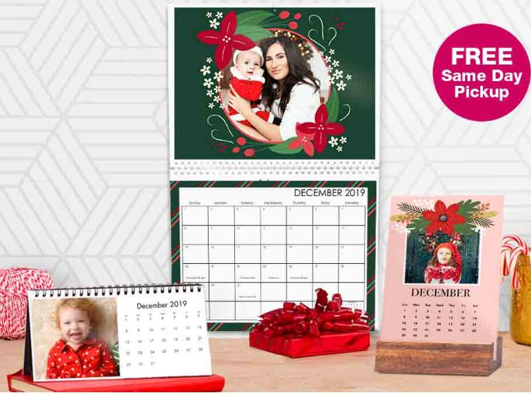 Photo calendars at Walgreens Photo 60% Off