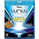 Disney WOW: World of Wonder Home Theater/HDTV Calibration (Blu-ray)