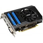MSI Radeon HD 7770 1GB GDDR5 PCI Express Video Card