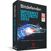 BitDefender Deal: Bitdefender Internet Security 2015 for 1 PC (PC Digital Download)