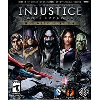 Amazon Deal: Injustice: Gods Among Us: Ultimate Edition (Xbox 360, PS3, or PS4)