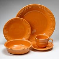 Kohls Deal: Set of 2 Fiesta Dinnerware 5-piece Place Settings (various colors)