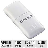 TigerDirect Deal: TP-Link TL-WN723N Mini Wireless N USB Adapter