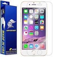 Amazon Deal: ArmorSuit MilitaryShield Screen Protector (Apple iPhone 6 or iPhone 6 Plus)