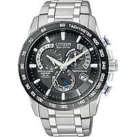eBay Deal: Citizen Men's Eco-Drive Titanium Perpetual Chronograph A-T Watch