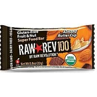 Amazon Deal: 20-Pack of 0.8oz Raw Revolution Organic Live Food Bar (Various Flavors)