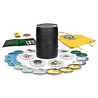 Amazon Deal: Breaking Bad: The Complete Series Barrel (Blu-ray + UltraViolet)