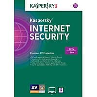 Newegg Deal: Kaspersky Internet Security 2015 (3 PCs)