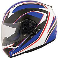 Motorcycle Superstore Deal: Scorpion EXO-R410 Incline Motorcycle Helmet (Various Colors)