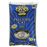Amazon Deal: 40lbs Precious Cat Ultra Premium Clumping Cat Litter