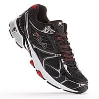 Kohls Deal: Kohl's Cardholders: FILA Men's Memory Exodus Wide Running Shoes
