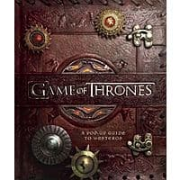 Barnes & Noble Deal: Game of Thrones: A Pop-Up Guide to Westeros Hardcover Book