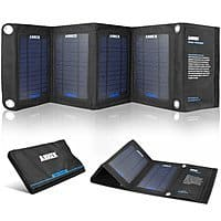 Amazon Deal: Anker 14W 2-Port Solar Charger