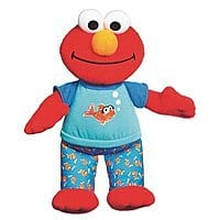 Amazon Deal: Playskool Sesame Street Lullaby & Good Night Elmo Toy
