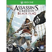 Game Deal Daily Deal: Assassin's Creed Xbox One Download: Unity $15.75 or Black Flag