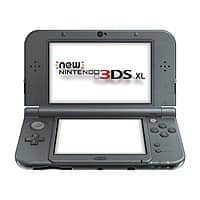 Walmart Deal: New Nintendo 3DS XL Handheld Console + Choice of Game