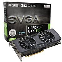 Newegg Deal: EVGA GeForce GTX 980 4GB 256-Bit Video Card + Witcher 3 Game
