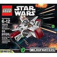 Amazon Deal: LEGO Star Wars Microfighter Sets (Various Models) for ~$8 each at Walmart.com and Amazon.com