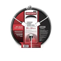 Craftsman 5/8 in. x 100 ft. All Rubber Hose $34.99 ( Regular price $59.99, Full Lifetime Warranty  ) Free Store Pick Up @ SEARS ( Previously Front Page Deal  )