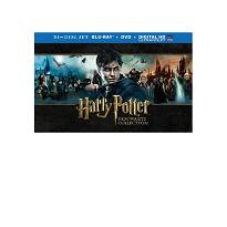 Harry Potter Hogwarts Collection - Blu-ray, DVD, UV $79.96 plus tax FREE Shipping
