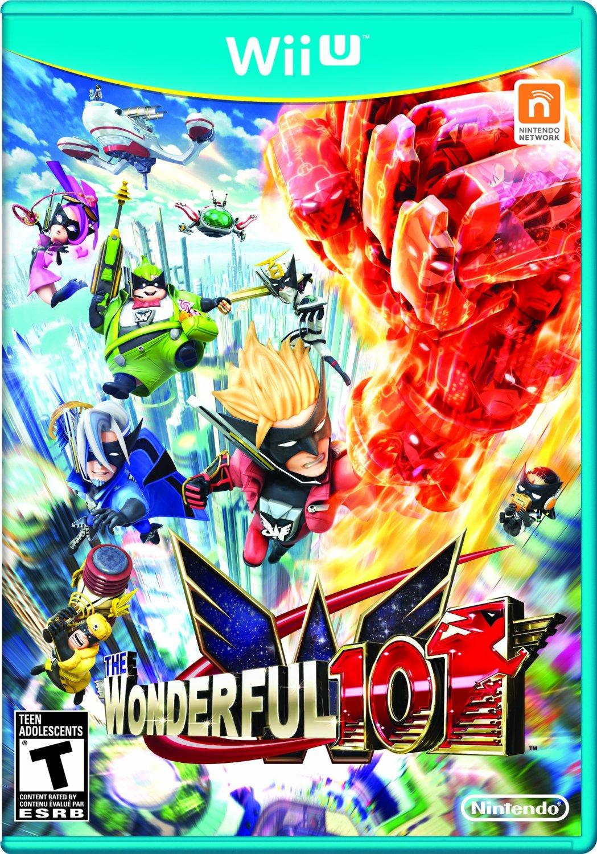 The Wonderful 101 Wii U for $18 FSSS